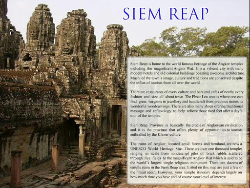 Guide Of Siem Reap