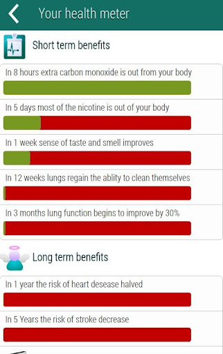 Quit Smoking Planner