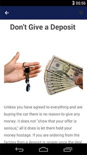 Car Lease Negotiation Tactics