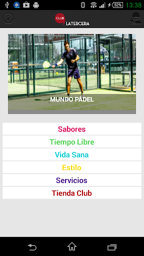 Club La Tercera