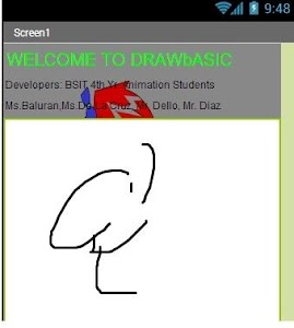 Basic Draw (Light Sketch Pad) screenshot 2
