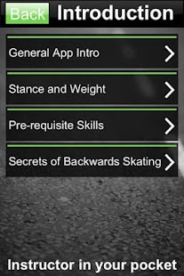 Skate Lessons Advanced-2- screenshot thumbnail