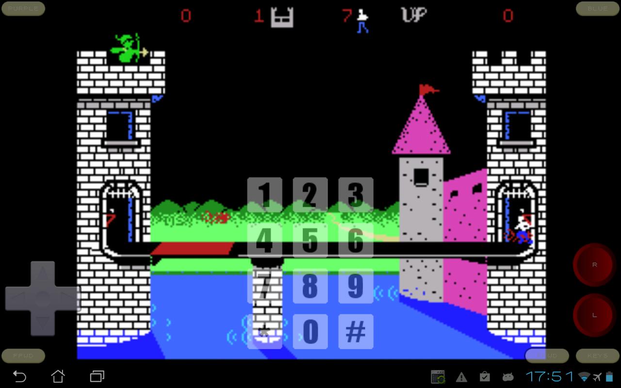 ColEm - Free Coleco Emulator screenshots