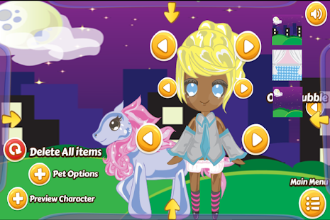 Chibi Girl Dress Up - screenshot thumbnail