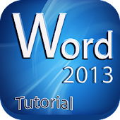 Basic for  Word 2013 Tutorial
