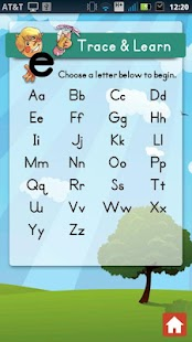 Phonics Trace & Learn- screenshot thumbnail