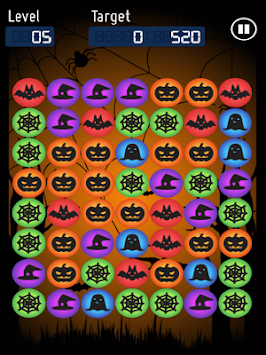 Monster Pop Halloween apk screenshot