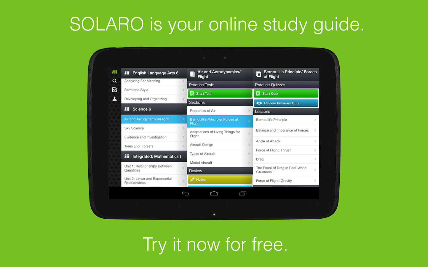 SOLARO Study Help & Exam Prep- screenshot