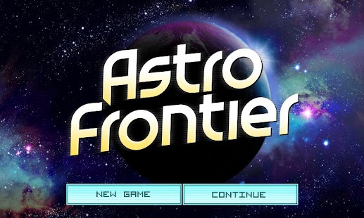 Astro Frontier - screenshot thumbnail