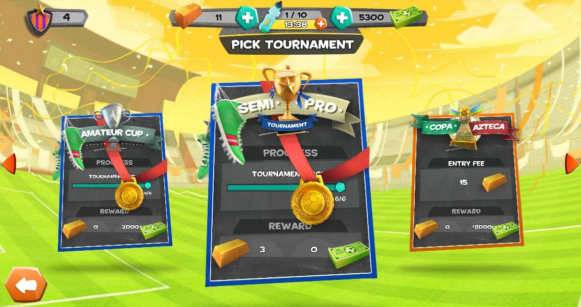 Disney Bola Soccer screenshot #14