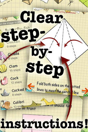 玩教育App|摺紙指示 Origami Instructions免費|APP試玩