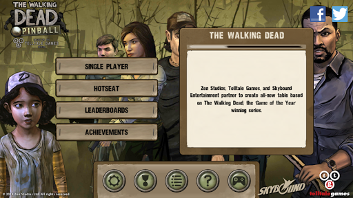 The Walking Dead Pinball  screenshots EasyGameCheats.pro 2