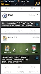 EA SPORTS™ FIFA 15 Companion - screenshot thumbnail
