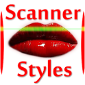 Kiss me Scanner icon