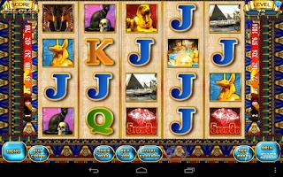 Screenshot of Pyramid Spirits 3 - Slots