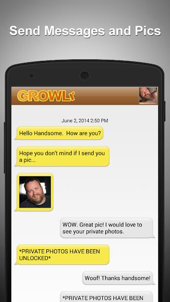 growlr login