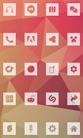 MNML White Theme Go/Nova/Apex Screenshot 2
