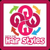 Hair Styles Step by step