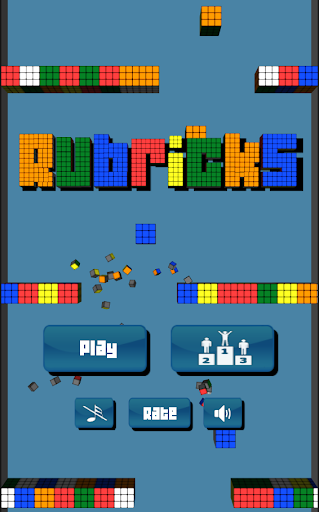 Rubricks: Amazing Brick Jump