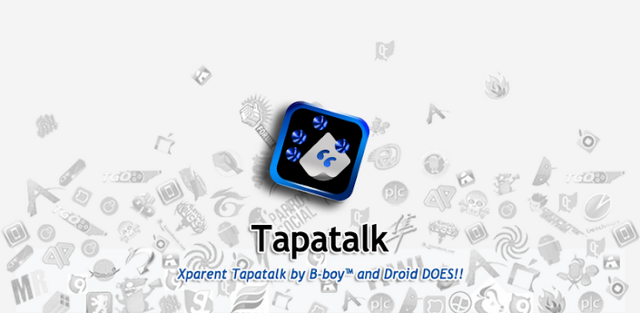 Xparent Tapatalk Collection