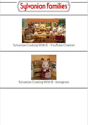 Sylvanian Cooking With B