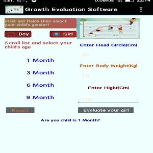 Baby Chart