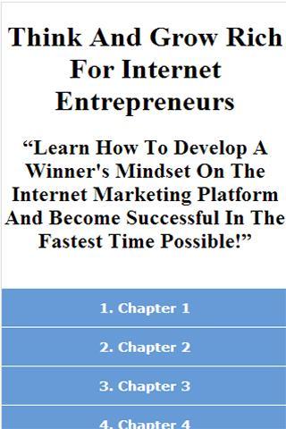Internet Entrepreneurs Tips