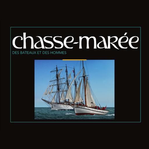 Chasse Marée LOGO-APP點子