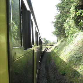 by Ryan Beasant - Transportation Trains