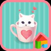 baby cat dodol theme