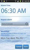 Screenshot of ZenAlarm: Better Sleep & Alarm