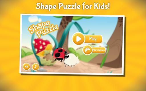 Shape Puzzle for kids