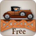 Wood Bridges Free logo
