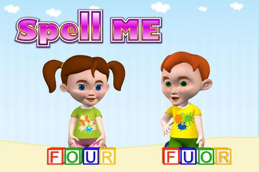 Spell Me - Autism Series
