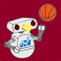 BC Football & Basketball logo
