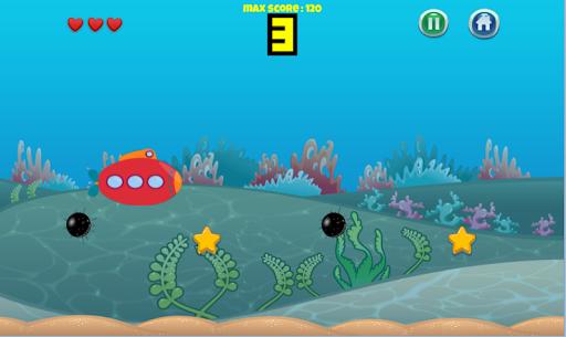 Sponge Bob-Submarine