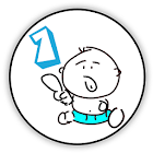 Baby Numbers Flashcards icon