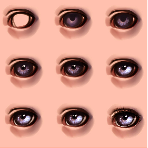 Change Eye Color LOGO-APP點子