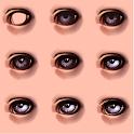 Changer la couleur des yeux icon