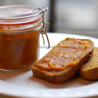 Honey Ginger Pumpkin Butter