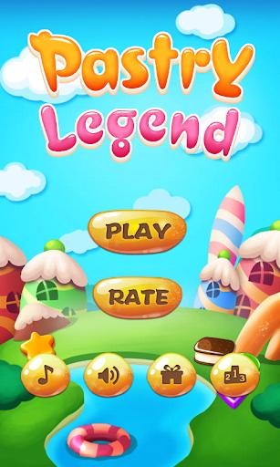 【免費益智App】糕點傳奇-APP點子