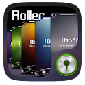 Roller GO Locker Theme icon