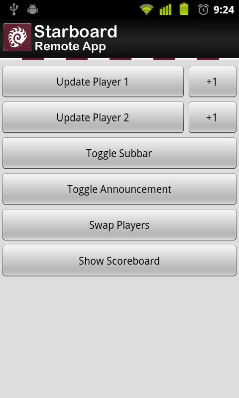 Starboard Mobile- screenshot