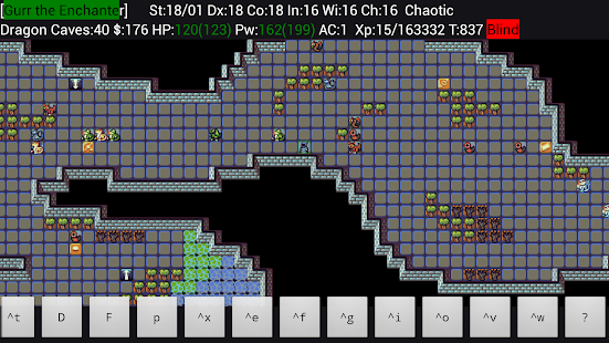 UnNetHack- screenshot thumbnail