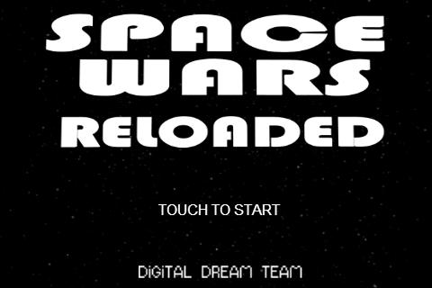 Space Wars Reloaded - screenshot
