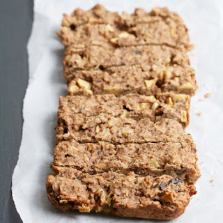 Toasted Oatmeal & Apple Breakfast Bars