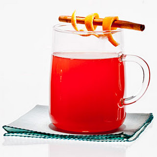 Pineapple-Cranberry Wassail