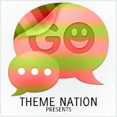 GO SMS Theme Merry Xmas