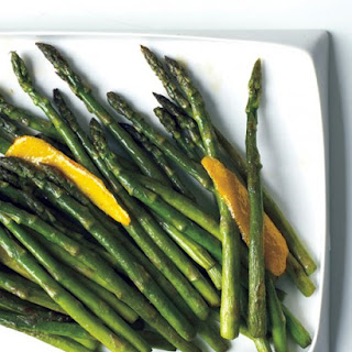 Sauteed Asparagus with Lemon.