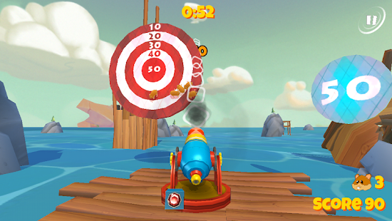 Boom Boom Hamster Golf Screenshot 14